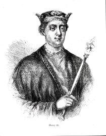 Henry II by English School