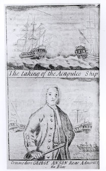 The Taking of the Acapulco Ship von English School