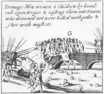 Incident During Tyrone's Rebellion at Portadown von English School