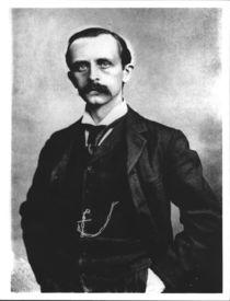 Sir James Matthew Barrie by English Photographer