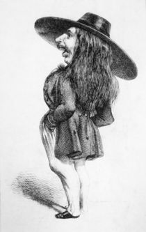 Theophile Gautier von French School