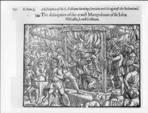 The Martyrdom of Sir John Oldcastle von English School