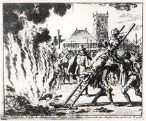 The Torture of a Witch, Anne Hendricks von French School