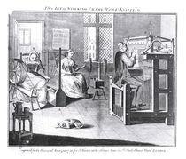 The Art of Stocking-Frame-Work-Knitting von English School