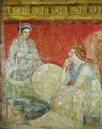 Painting from the Villa Boscoreale by Roman