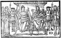 The Protestants' Joy, 18 April 1689 von English School