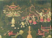The Life of Buddha Shakyamuni von Tibetan School