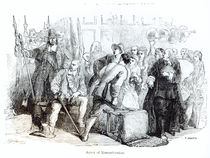 The Arrest of Nonconformists von John Gilbert