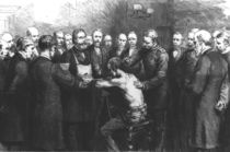 Dr Koch's Treatment for Consumption at the Royal Hospital by English School