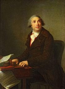 Giovanni Paesiello von Elisabeth Louise Vigee-Lebrun