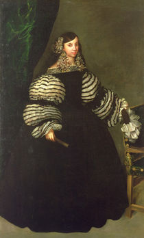 Lady of the Medinaceli family von Don Juan Carreno de Miranda