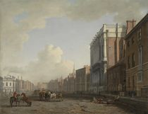 Whitehall, Looking Northeast von William Marlow