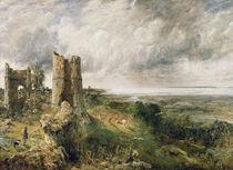 Hadleigh Castle, 1829 von John Constable
