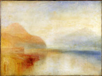 Inverary Pier, Loch Fyne, Morning von Joseph Mallord William Turner