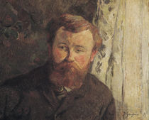 Portrait of Achille Granchi Taylor von Paul Gauguin