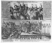The Gunpowder Plot Conspirators von German School