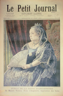 Jubilee of the Queen of England by French School