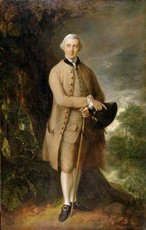 William Johnstone-Pulteney by Thomas Gainsborough