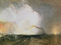 Staffa, Fingal's Cave, 1832 von Joseph Mallord William Turner