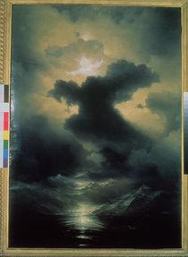 Chaos , 1841 by Ivan Konstantinovich Aivazovsky