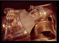 Edward, the Black Prince : effigy in Canterbury Cathedral von English School