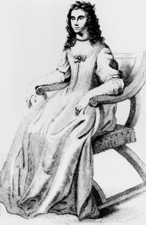 Margaret Cavendish, Duchess of Newcastle by English School