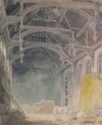 Interior of St. John's Palace by Joseph Mallord William Turner