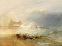 Wreckers - Coast of Northumberland von Joseph Mallord William Turner
