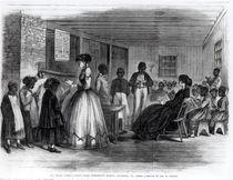 The Misses Cooke's schoolroom by American School