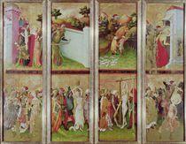 St. Barbara Altarpiece by Master Francke