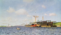 Fresh Wind on the Volga, 1895 by Isaak Ilyich Levitan