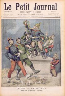 The Allies' Nose, after Laocoon von Henri Meyer