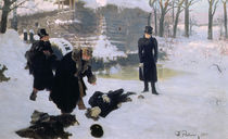 The Duel, 1901 by Ilya Efimovich Repin