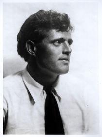 Jack London von Arnold Genthe