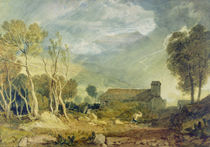 Patterdale Old Church, c.1810-15 von Joseph Mallord William Turner