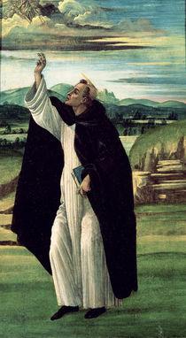 St. Dominic, c.1498-1505 von Sandro Botticelli