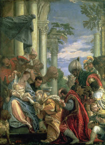 Adoration of the Magi, 1570s by Veronese