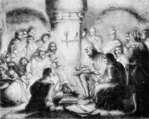 Secret Study of Wycliffe's Bible von English School