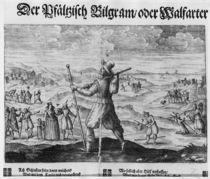 'The Pilgrim of Palatinate' by German School