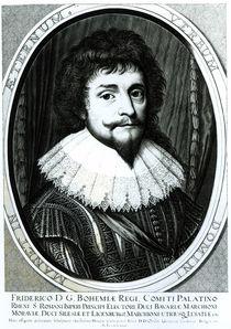 Frederick V , King of Bohemia by German School
