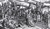 Execution of Edward Seymour von English School