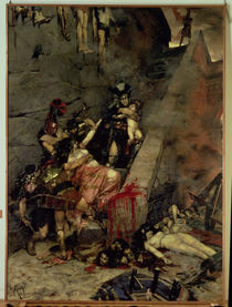 Andromache, 1883 by Georges Marie Rochegrosse