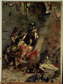 Andromache, 1883 von Georges Marie Rochegrosse