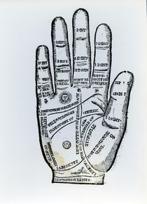 Palmistry von English School