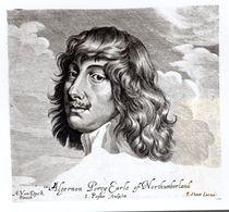 Portrait of Algernon Percy von Anthony van Dyck
