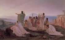 Pythagoreans' Hymn to the Rising Sun von Fedor Andreevich Bronnikov