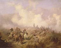 A Scene from the Russian-Turkish War in 1877-78 von Aleksei Danilovich Kivshenko