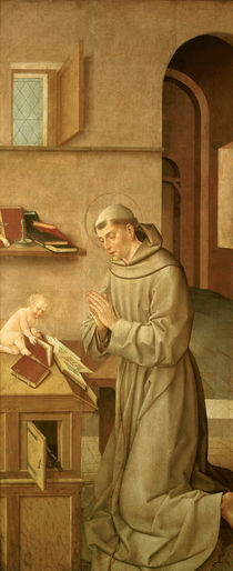 St Anthony of Padua by Taborda Vlame Frey Carlos