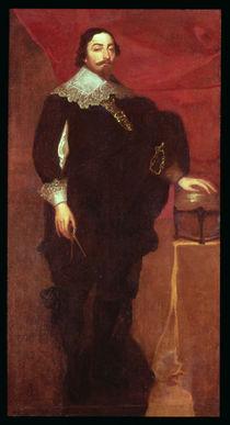 Portrait of Abel Janszoon Tasman von Dutch School