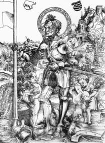 St. George by Lucas, the Elder Cranach
